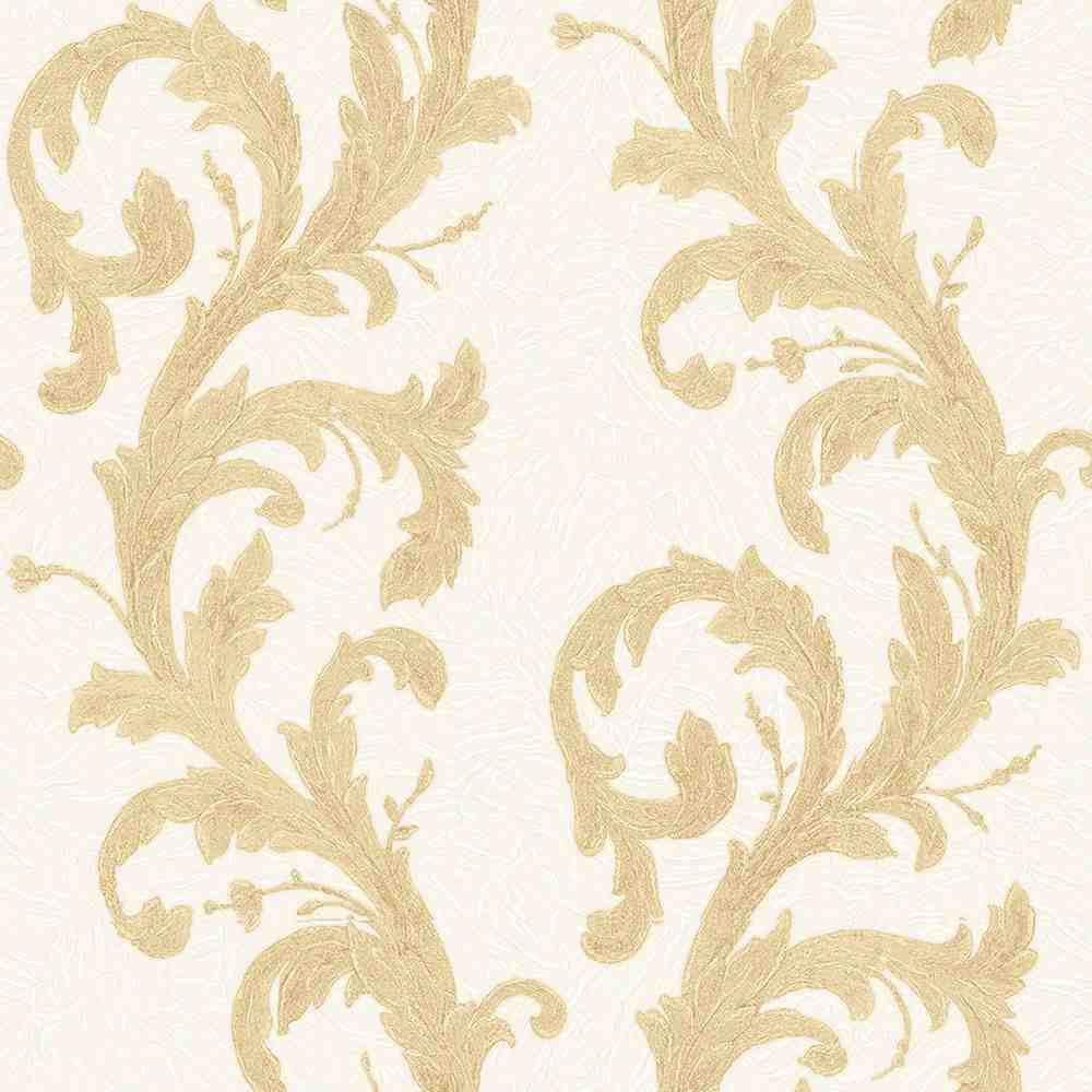 Roll Ornamental Wallpaper - Cream,Ornamental Wallpaper,Hyderabad