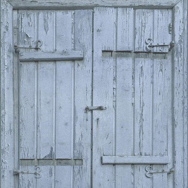 Wooden Door Wallpaper - Blue,Hyderabad
