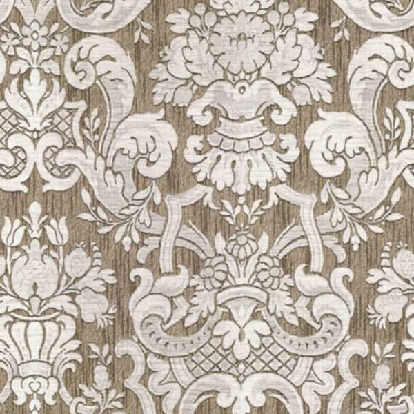Damask wallpaper - White,Wallpaper For Wall,Hyderabad