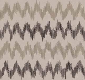 ZigZag Wallpaper – Dark Brown
