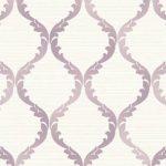 Classical Pattern Wallpaper – Lavender