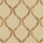 Classical Wallpaper – Brown
