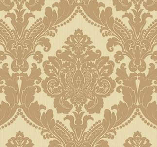 Classical Medieval Wallpaper – Cream