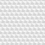 3D Cube Wallpaper – Grey
