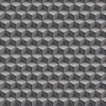 3D cubes Wallpaper - Grey,modern wallpaper designs,Hyderabad