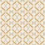 3D Diamond Shape Wallpaper – Light