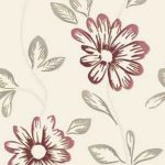 Floral Art Wallpaper - Yellow, Wallpaper For Wall, Wallpaper For Home,Hyderabad