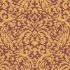 Damask Wallpaper – Gold