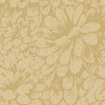 Painted Floral Wallpaper - Golden,Wallpapers for Room Walls,Hyderabad