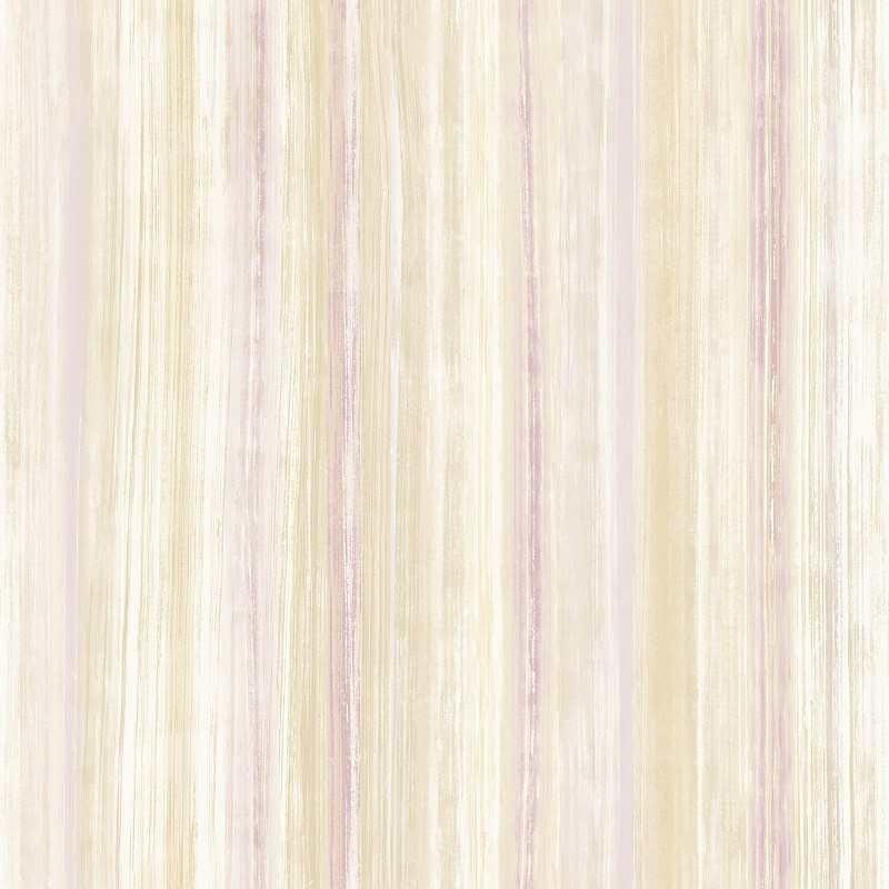 Stripes Wallpaper – Brown