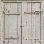 Wooden Door Wallpaper - White,Hyderabad