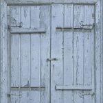 Wooden Door Wallpaper - Blue,Hyderabad