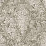 Ganesha Thematic Wallpaper - Bright,Antique Wallpaper,Hyderabad
