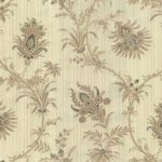 Floral Feather Wallpaper - Cream, Room Wallpaper Design,Hyderabad