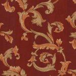 Floral Damask Wallpaper - maroon,Hyderabad