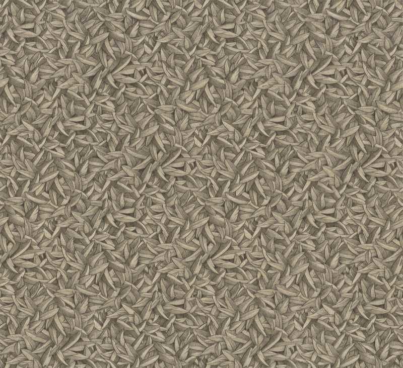 Green Grey Leaves wallpaper from Marshalls Wallpaper