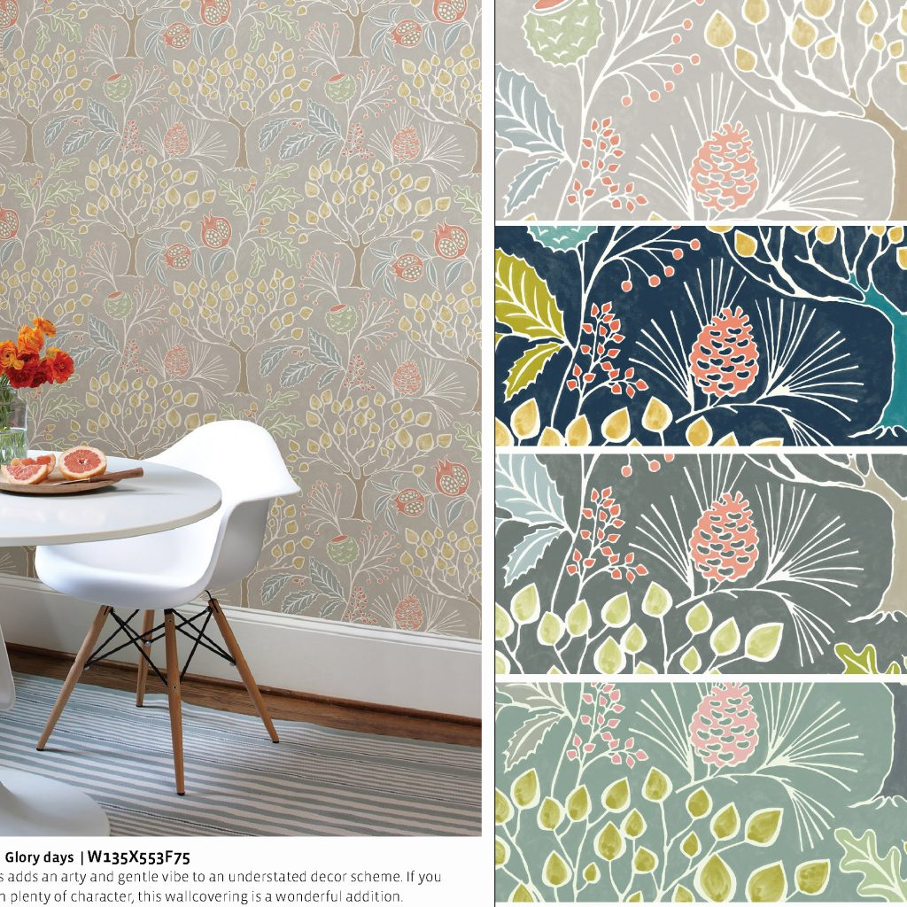 Bluebell-9 Glory days Nilaya Asian Paints Marshalls Wallpaper