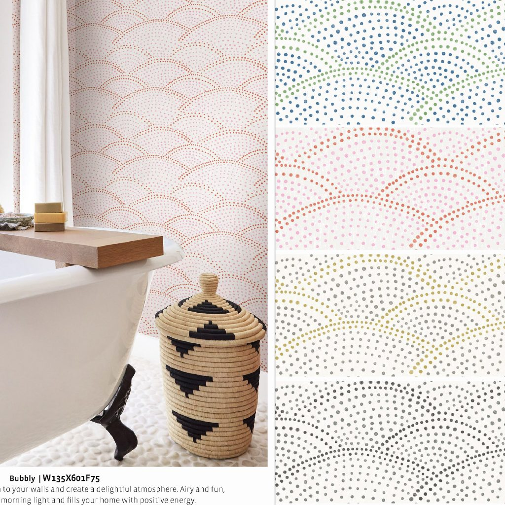 Bluebell-2 your way Nilaya Asian Paints Marshalls Wallpaper