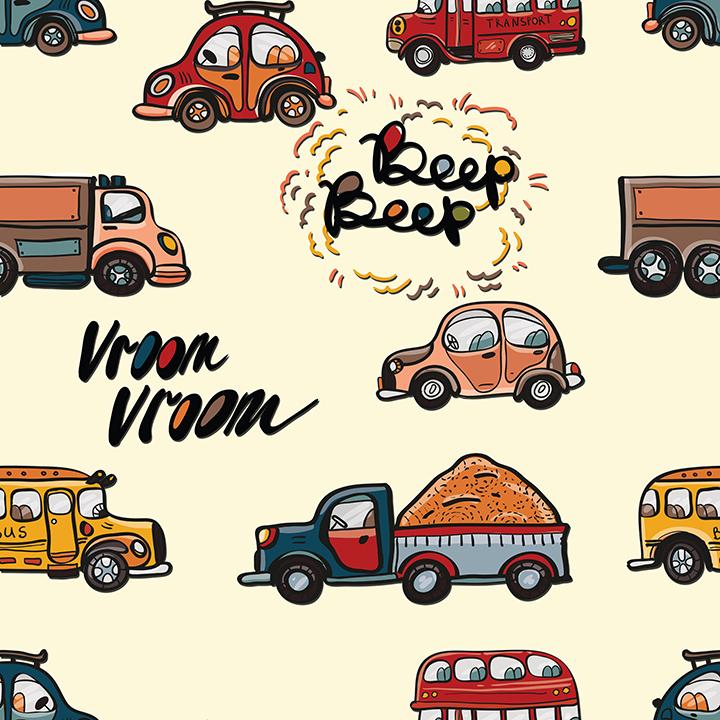 Kids and teen Trucks wallpaper from Marshalls
