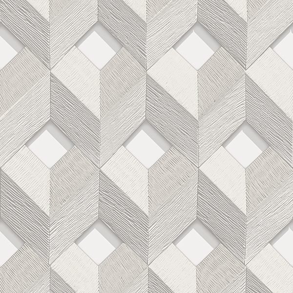 3D Wooden pattern Ivory Wallpaper Walltex by Marshalls